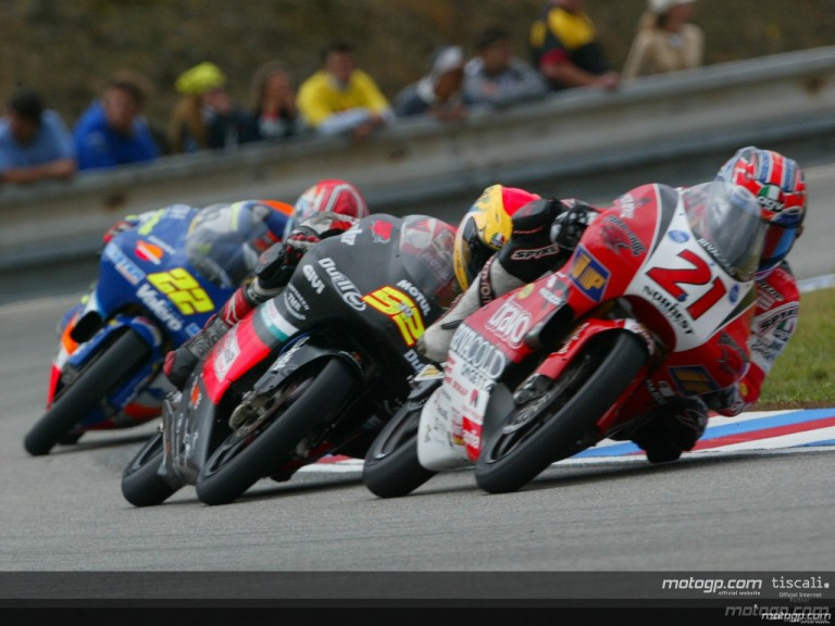 125cc Circuit Action Shots - BRNO