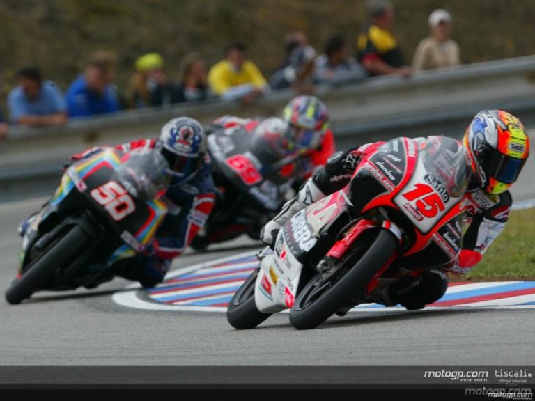 125cc Circuit Action Shots - BRNO