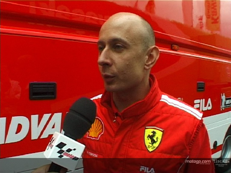 Shell - Ferrari Technical Manager Interview