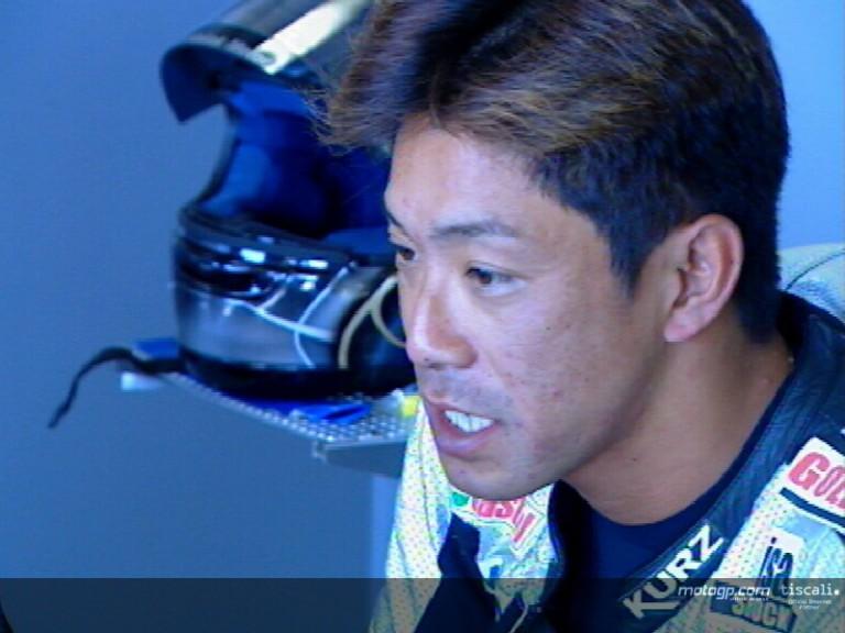 Naoki Matsudo interview