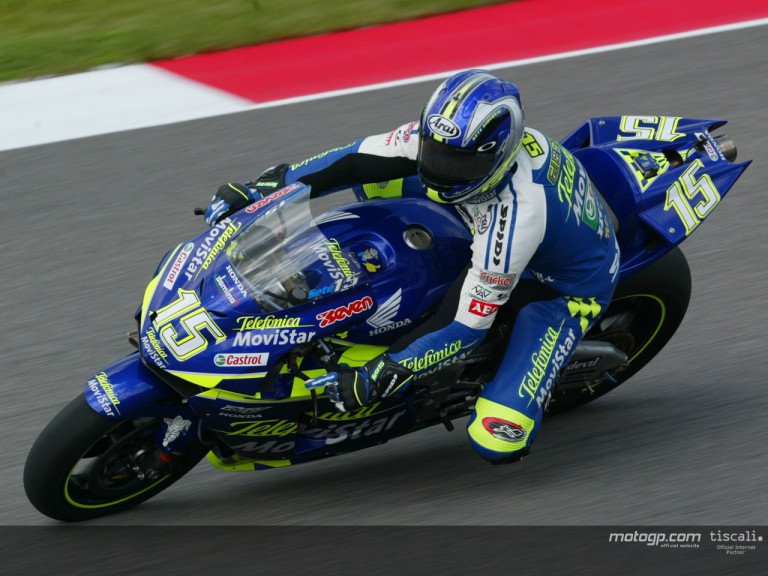 Sete Gibernau Action