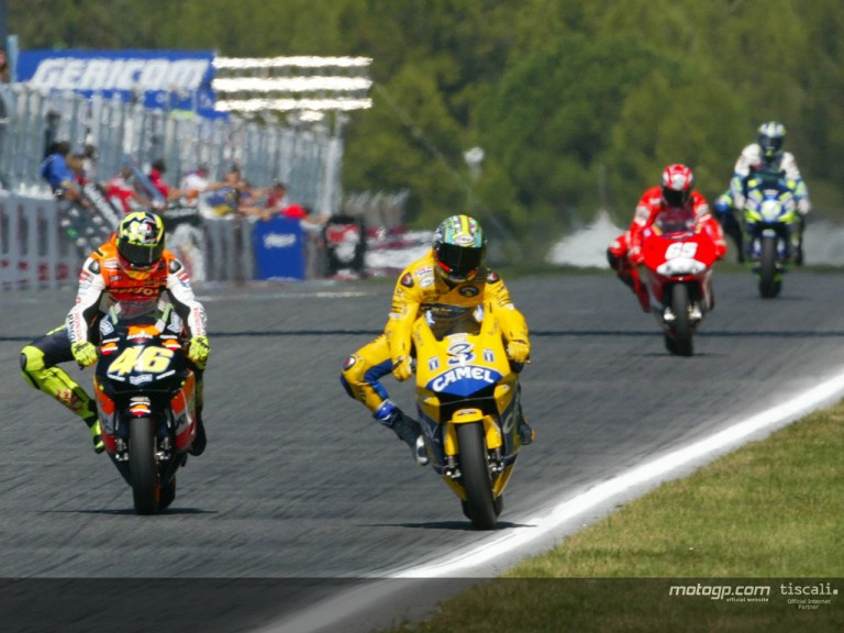 Group MotoGP Estoril 2003