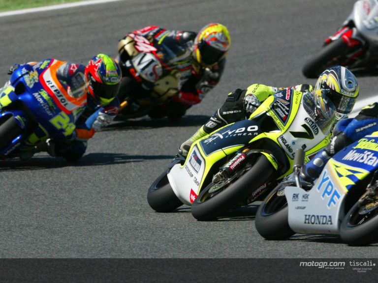 Group 250cc Estoril 2003