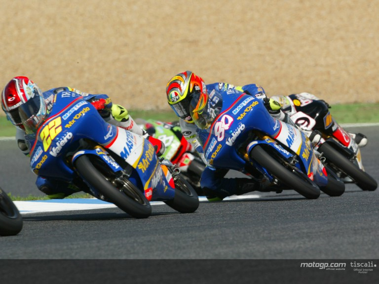 Group 125cc Estoril 2003