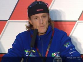 Sete Gibernau pre-event interview - Estoril