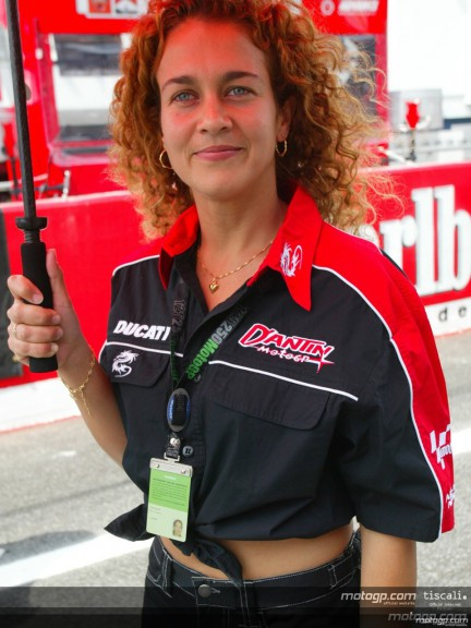 Paddock Girls Estoril