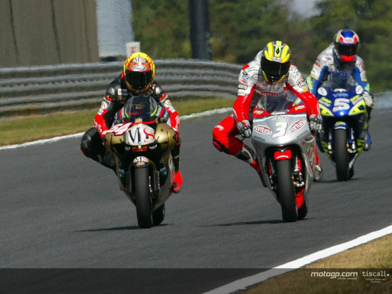 Group 250cc Motegi 2003