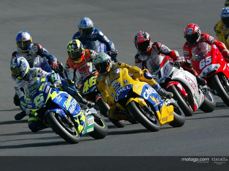 Group MotoGP Motegi 2003