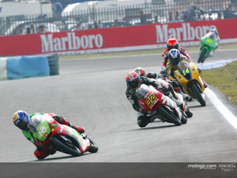 Group 125cc Estoril 2004