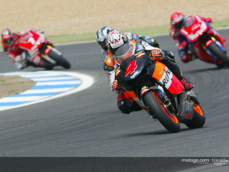 Group MotoGP Estoril 2004