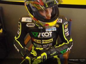 Andrea Dovizioso mais perto do título de 125cc