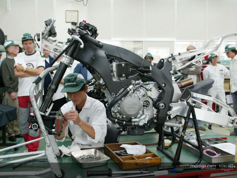 HRC Honda tour 2