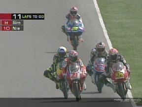 Full session (race 125cc)