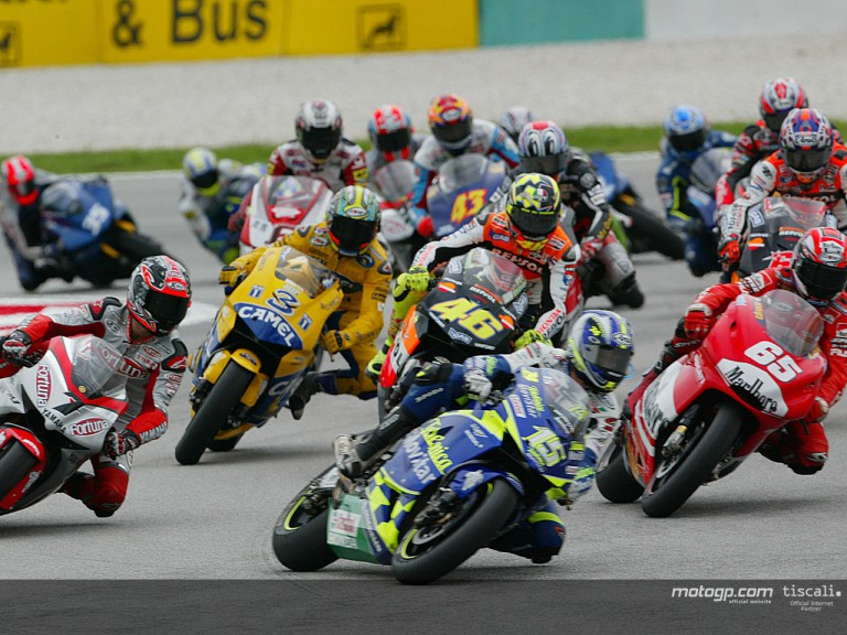 Group Motogp Sepang 2003
