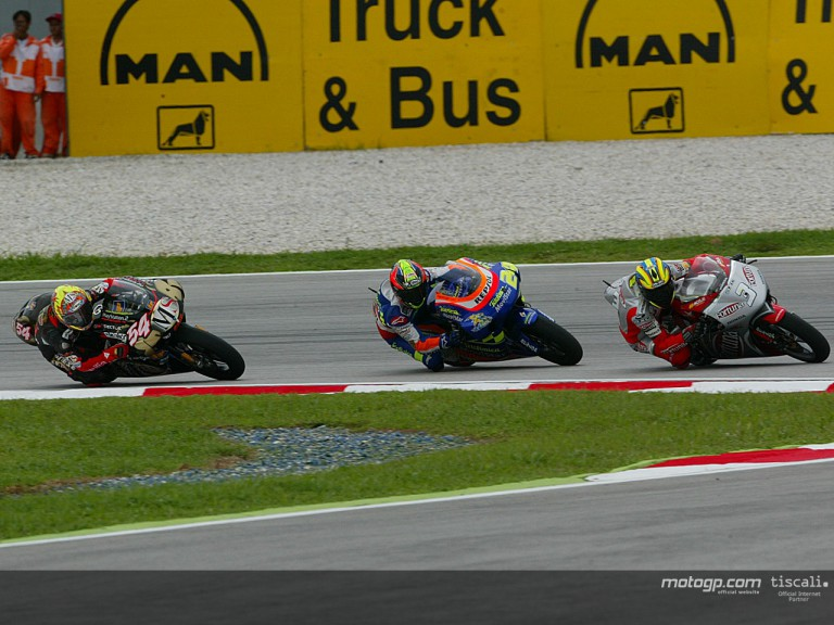 Group 250cc Sepang 2003
