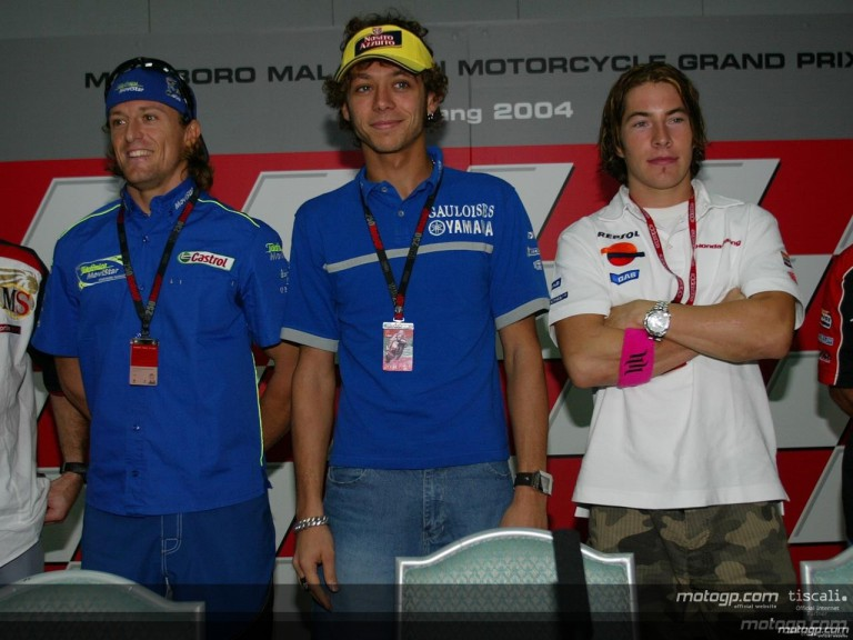 Pre Event Press Conference at Sepang