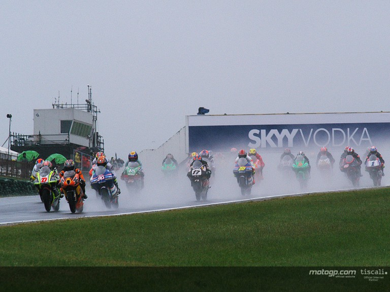 Group 125cc Phillip Island 2003