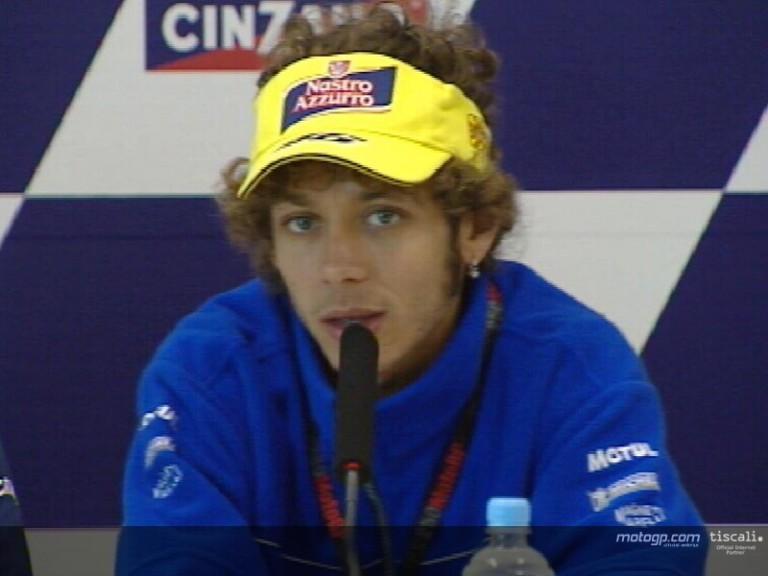 Valentino Rossi pre-event intervie - Philip Island