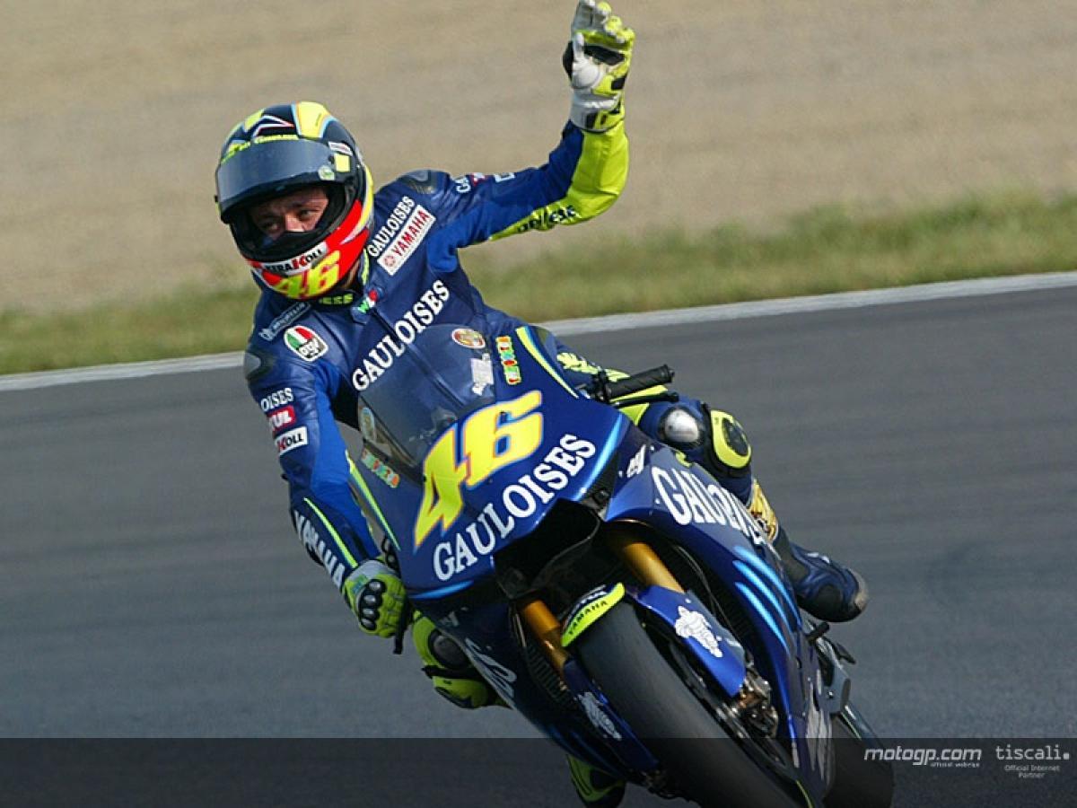 Valentino Rossi 2004 World Champion Video Motogp