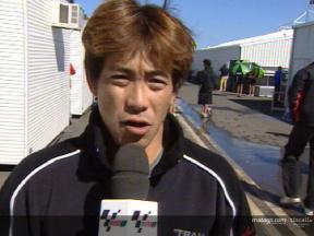 決勝レース: 松戸直樹 インタビュー