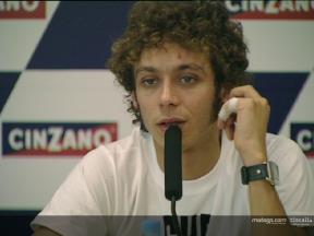 V. Rossi Press Conference at Phillip Island (English version)