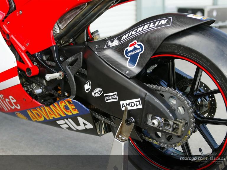chasis Ducati