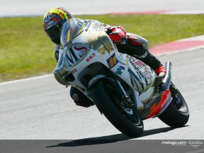 Poggiali action Phillip Island