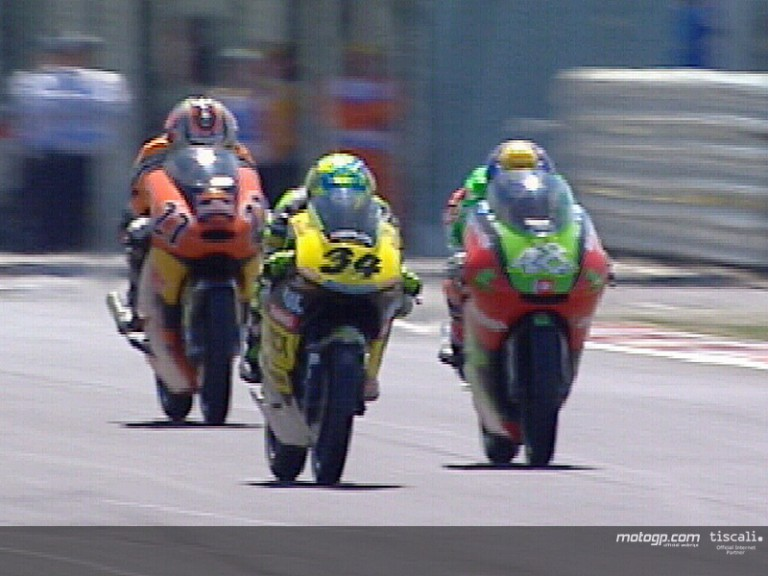 The best of 125cc at Phillip Island - Video Clip
