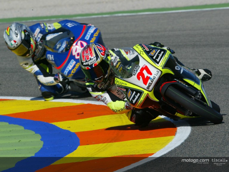 Group 125cc Valencia 2003