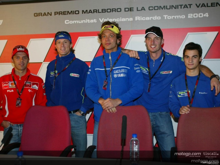 Pre Event Press Conference at Valencia