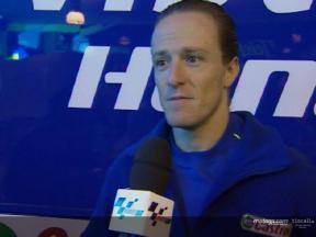 Sete Gibernau interview after the QP1