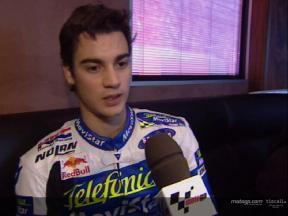 Intervista a Daniel Pedrosa post QP1