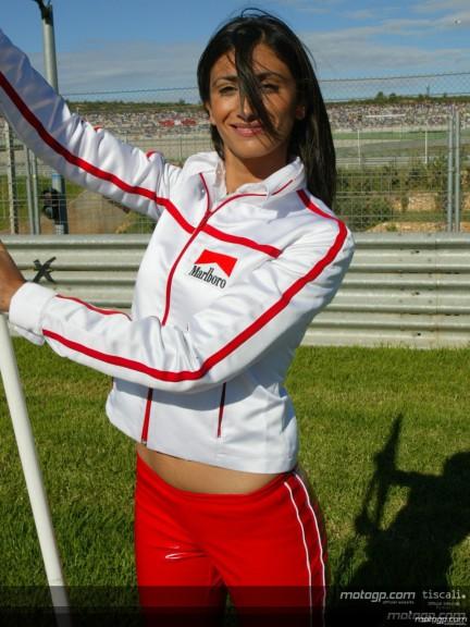 Paddock Girls - Valencia