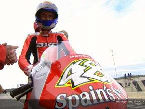 Jorge Lorenzo - Test at Valencia