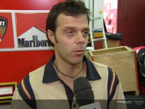 Loris Capirossi interview
