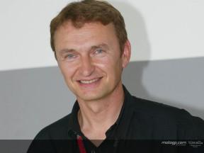 Cirano Mularoni manager Team Scot 2004