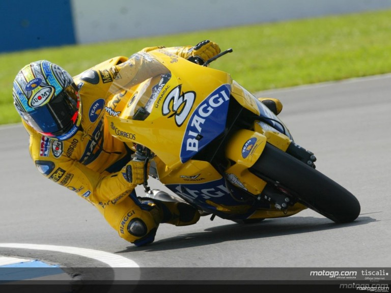 MotoGP Circuit Action Shots - Donington Park