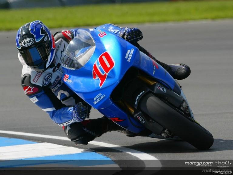 MotoGP Circuit Action Shots - Donington Park