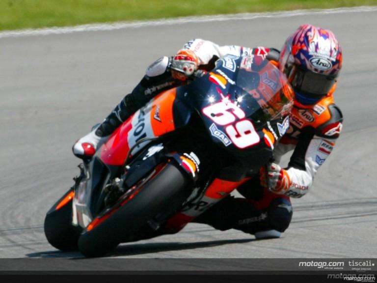 MotoGP Circuit Action Shots - Sachsenring