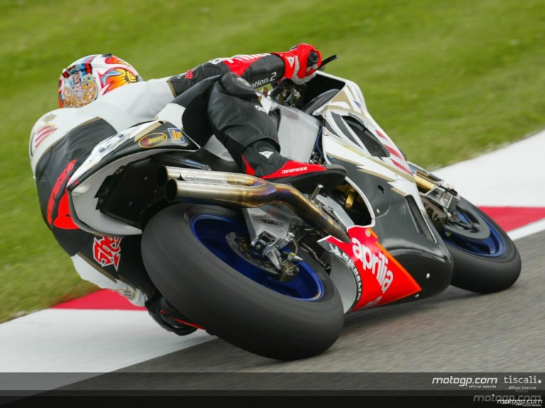 MotoGP Circuit Action Shots - Sachsenring