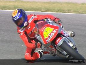 Jorge Lorenzo test at Valencia Circuit