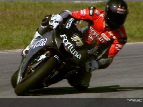 Fortuna Yamaha - Test Sepang