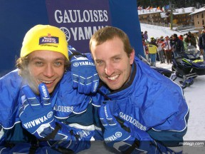 Rossi & Edwards Yamaha presentation 01