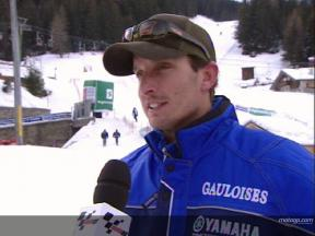 Colin Edwards Interview in Bormio