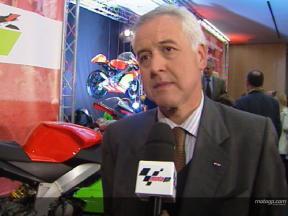 Interview de Giampiero Sacchi