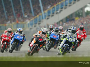 MotoGP action Season review