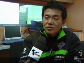 Ichiro Yoda - Test Valencia
