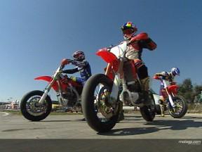 MotoGP academy Supermotard
