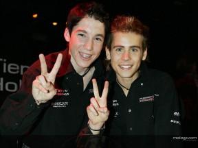 Team seedorf Espargaro &  Bautista