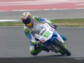 Entrenamientos libres 125cc  (1)- Test Catalunya